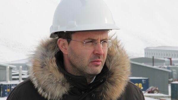Губернатор Чукотского АО Роман Копин. Архивное фото