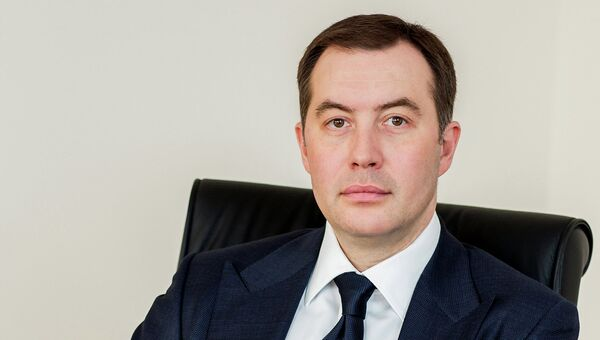 Председатель правления Росэксимбанка Дмитрий Голованов. Архивное фото