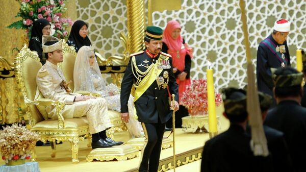 Султан Брунея Хаджи Хассанал Болкиах