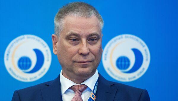 Председатель правления АО МСП Банк Сергей Крюков. Архив