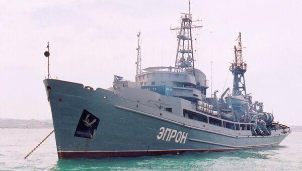 Спасательное судно Эпрон. Архивное фото