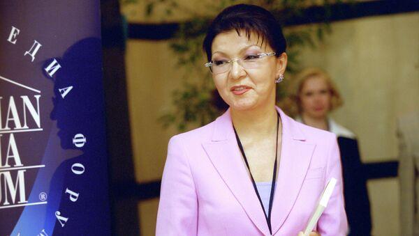 Заместитель премьер-министра Казахстана Дарига Назарбаева. Архив