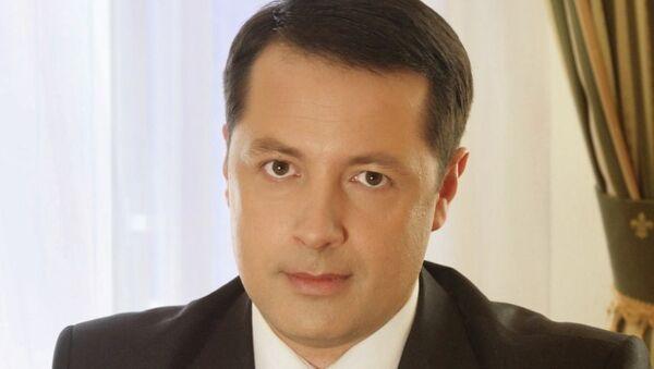 Руководитель Федерального агентства по надзору в сфере природопользования Артем Сидоров. Архивное фото