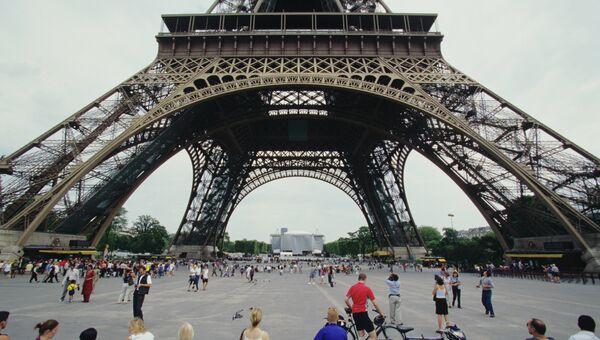 Париж. Франция. Архивное фото