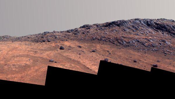 Долина Марафон на Марсе