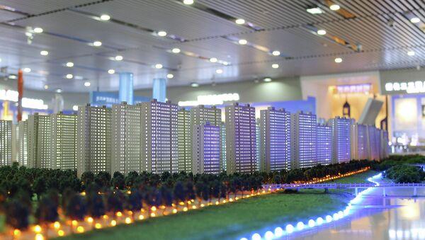 Ланьчжоу – высокие технологии Китая в центре Шелкового пути. Архивное фото