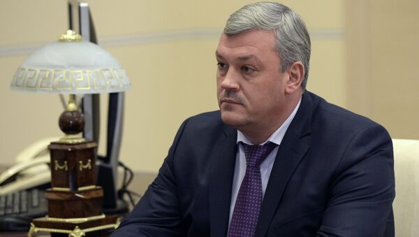 Сергей Гапликов. Архивное фото