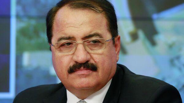 Чрезвычайный и Полномочный Посол Сирийской Республики в РФ Рияд Хаддад