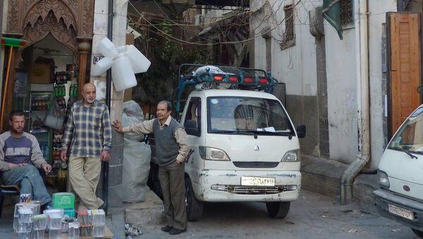 Города мира. Дамаск