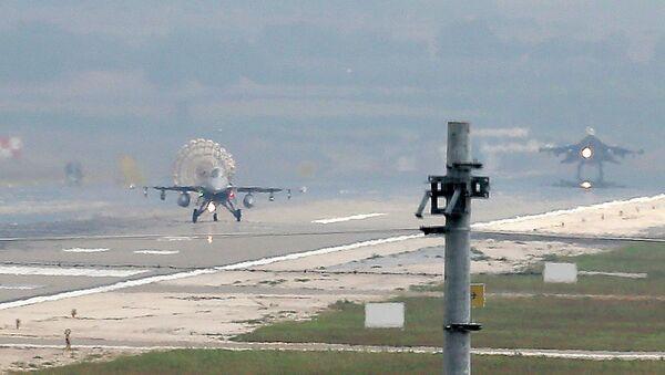 Самолеты турецких ВВС. Архивное фото