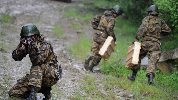 34-я отдельная горная мотострелковая бригада ЮВО