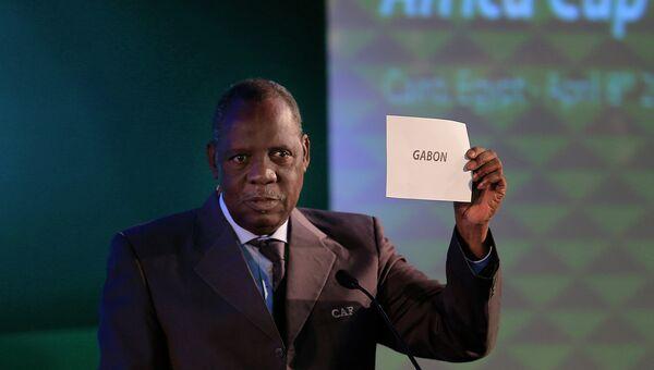 Вице-президент Международной федерации футбола и глава Африканской федерации футбола (CAF) Исса Хаяту