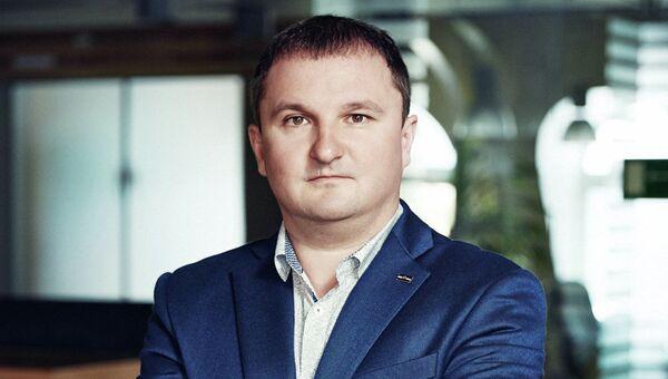 Управляющий Группой компаний Доброфлот Александр Ефремов