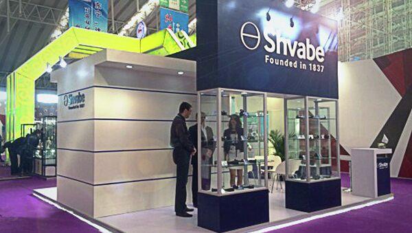 Продукция Швабе заинтересовала иностранных гостей ЭКСПО в Харбине