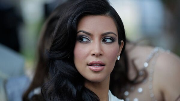 Ким Кардашьян. Архивное фото