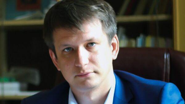 Главный врач детской клинической больницы №1 г. Ярославля Кирилл Харчиков