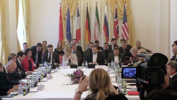 Комиссия шестерки и Ирана по ИЯП. Архивное фото