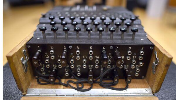 Шифровальный аппарат Энигма