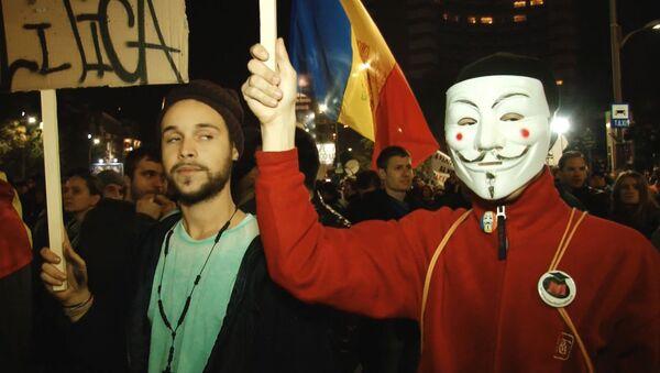 Жители Бухареста вышли на акцию протеста из-за пожара в клубе