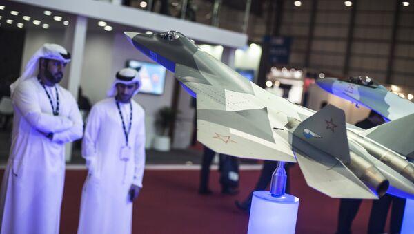 Международная авиационно-космическая выставка Dubai Airshow-2015