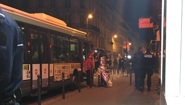 Ситуация в Париже, где произошла серия террористических нападений