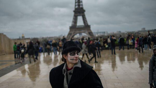 Города мира. Париж