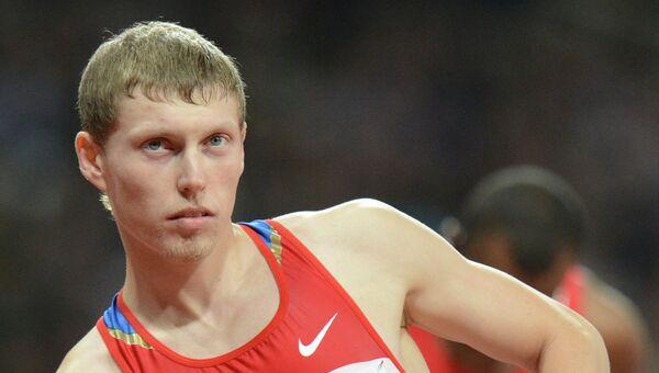 Российский спортсмен Александр Зверев
