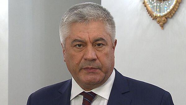 Владимир Колокольцев. Архивное фото