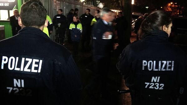 Полиция патрулирует улицы Ганновера после отмены матча Германия — Нидерланды из-за угрозы взрыва