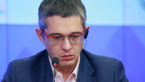 Заместитель министра образования и науки России Александр Повалко. Архивное фото