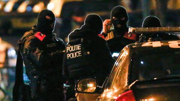 Спецоперация бельгийской полиции в брюссельской коммуне Моленбек-Сен-Жан