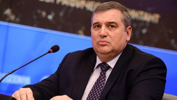 Президент Межрегиональной ассоциации учителей географии России Александр Лобжанидзе