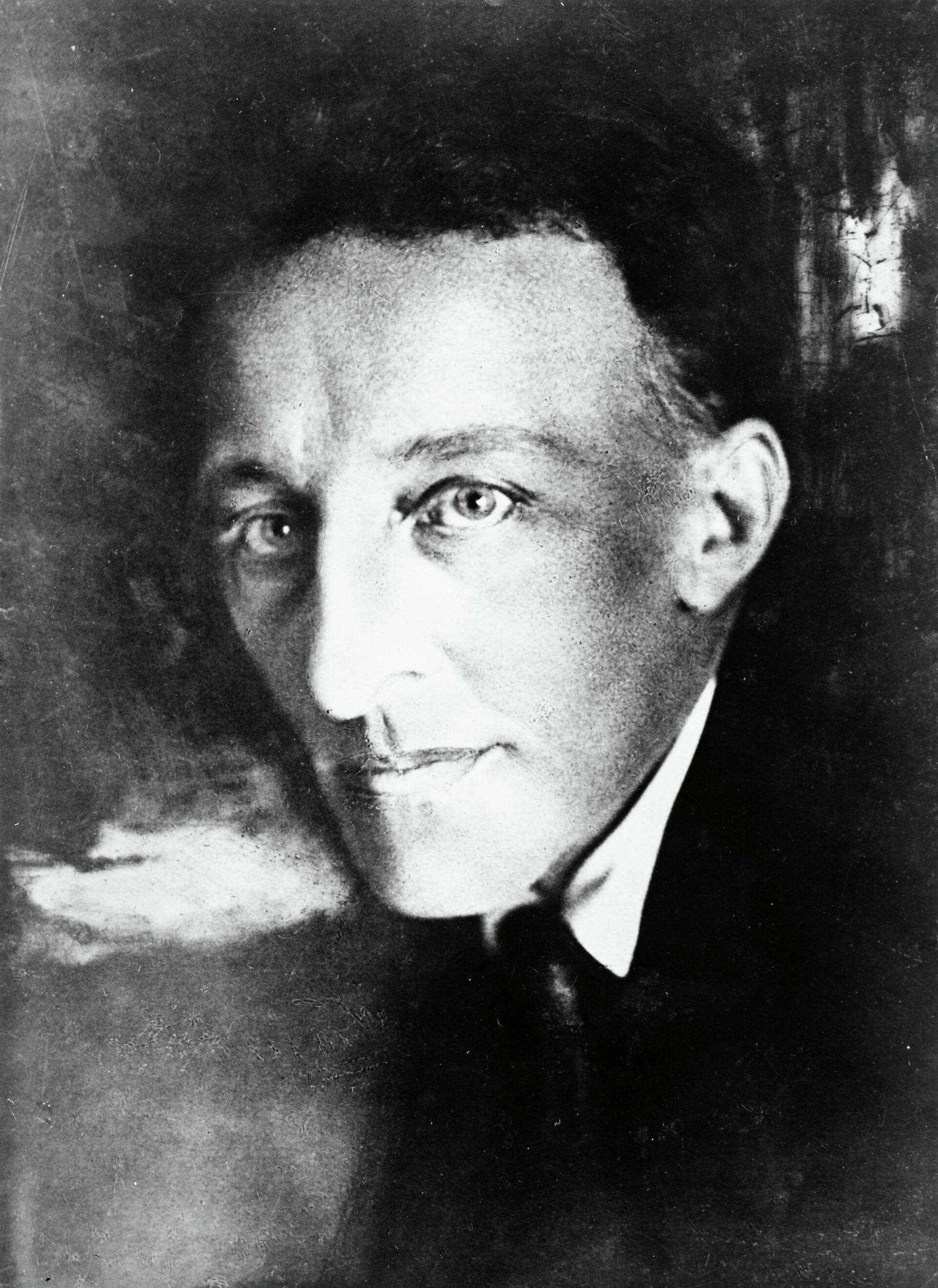 Русский поэт Александр Блок - РИА Новости, 1920, 24.11.2020