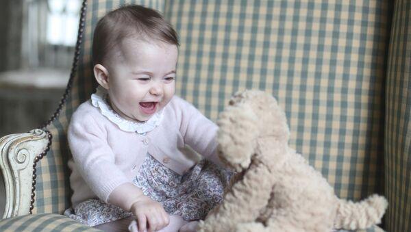 Фото принцессы Шарлотты