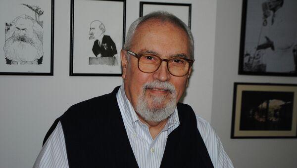 Основатель оппозиционного объединения Круглый стол демократического единства Венесуэлы Рамон Авеледо. Архивное фото