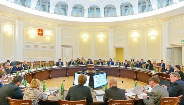 Заседание Совета по открытому образованию в Минобрнауки России. Архивное фото