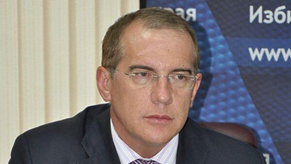 Глава делегации ЦИК на выборах Национальную ассамблею Венесуэлы Сергей Даниленко