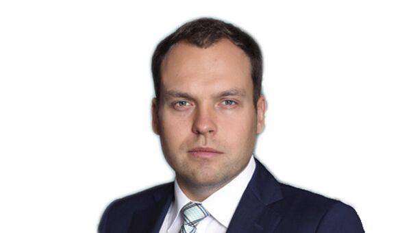 Глава Экспортного страхового агентства России (ЭКСАР) Алексей Тюпанов