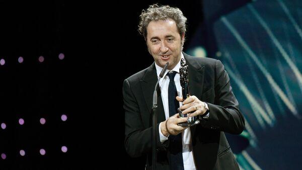 Итальянский кинематографист Паоло Соррентино. Архивное фото