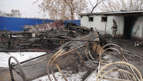Сгорел дом престарелых в воронежской области дома престарелых в подмосковье адреса