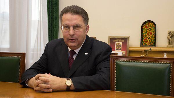 Директор Латиноамериканского департамента МИД РФ Александр Щетинин