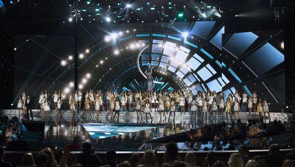 Конкурс Мисс Вселенная-2015.