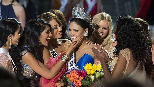 Мисс Вселенная-2015, филиппинка Пия Алонсо Вуртсбах. Архивное фото
