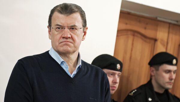 Экс-мэра Томска Николай Николайчук. Архивное фото