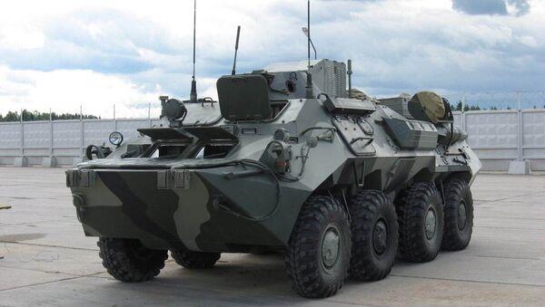 Новое поколение командно-штабных машин от Созвездия с комплексом связи Акведук. Архивное фото