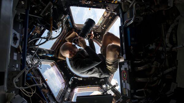 Астронавт NASA Крис Кэссиди