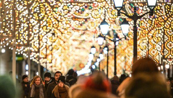 Международный фестиваль Рождественский свет в Москве