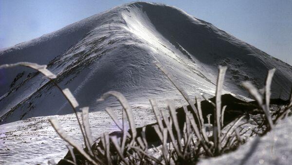 Гора Народная. Архивное фото