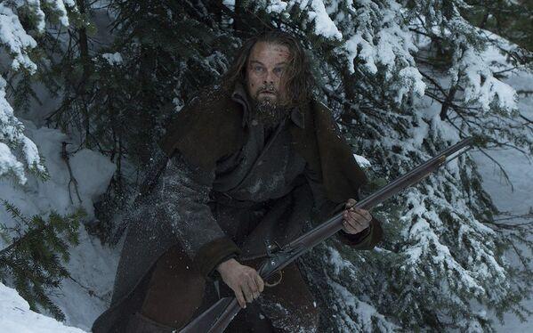Кадр из фильма Выживший (The Revenant)