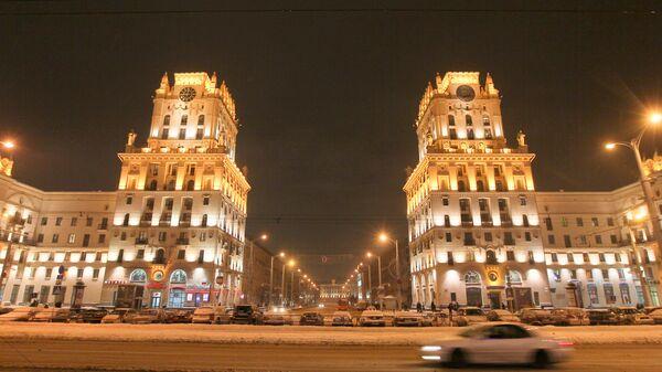 Ситуация в Минске. Архивное фото
